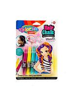 Аксессуары для девочки краски для волос 5 цветов микс metallic