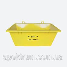 Ящик для раствора Spektrum ЯК-0,25