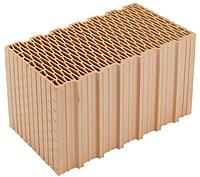 Керамический блок, HELUZ FAMILY 44 шлифованный