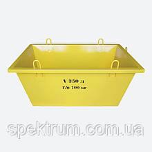Ящик для раствора Spektrum ЯК-0,35