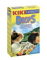 Дропсы для морских свинок KIKI DROPS Йогурт