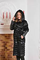 Женская верхняя зимняя одежда 2017