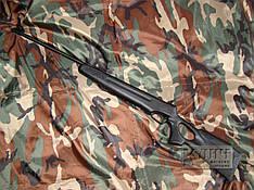 Пневматическая винтовка Латэк Чайка с газовой пружиной мод. 12 + 2 пачки пуль Gamo