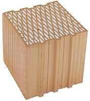 Керамический блок, HELUZ FAMILY 25 2in1 шлифованный
