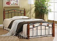 Кровать односпальная Onder Mebli Hilda S 90х190 Малайзия