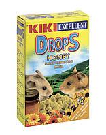 Дропсы для хомяков KIKI DROPS с мёдом