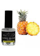 Масло для кутикулы Magic Touch Pineapple 15ml ананас прозрачное