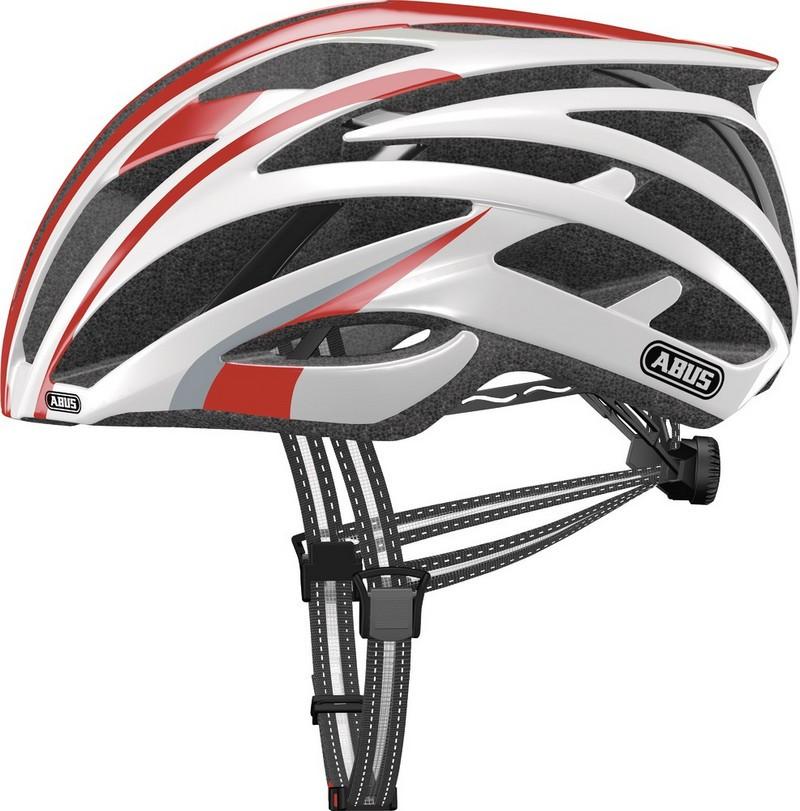 Велошлем ABUS TEC-TICAL Pro v.2 Race red (M)