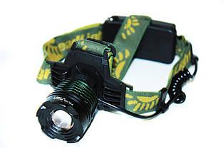 Налобный фонарик POLICE BL-2188B T6, фото 3
