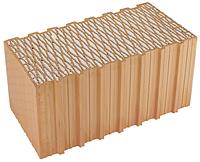 Керамический блок, HELUZ FAMILY 50 2in1 шлифованный
