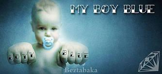 My Boy Blue | Чернично-малиновый Коктейль - Diamond Vapor (3 мг | 30 мл)