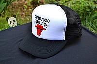 Кепка Chicago Bulls тракер унисекс много цветов