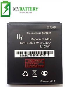 Оригинальный аккумулятор АКБ батарея Fly BL7405 IQ449 Pronto
