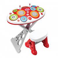 Детский музыкальный инструмент «Барабанная установка» 2073-NL Win Fun