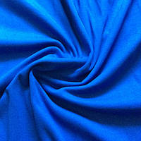 Трикотаж синий 100% хлопок
