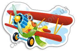Пазлы Castorland 015092 Смешной самолет