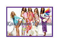 Красочные пижамы с Вашим логотипом (под заказ от 50 шт.)