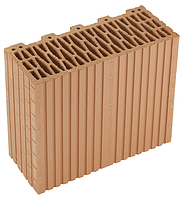 Керамический блок, HELUZ FAMILY 30-1/2 шлифованный