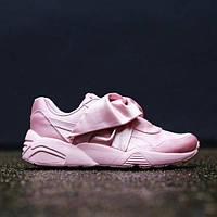 Женские кроссовки PUMA Fenty by Rihanna Bow Sneakers розовые