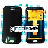 Дисплей (Модуль)+Сенсор (Тачскрин) для Samsung J1 Ace | J110 (Черный)