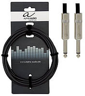 Gewa Alpha Audio Pro Line кабель для электрогитары J6,3моно - J6,3моно (3m)
