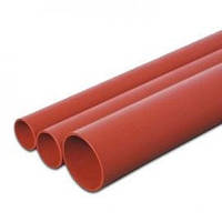 16-04-014. Термоусадка с клеем W-1SB(3X), 9,5/3,2мм, красная, 1метр (упак.-50шт.)