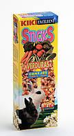 Колосок для кроликов KIKI STICKS с овощами