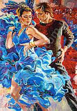 Пазлы 1000 элементов Castorland 103287 Танец