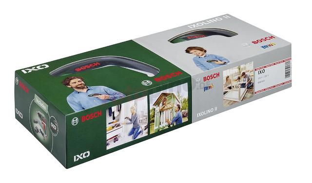 Шуруповерт IXO Basic для папы и игрушечный шуруповерт IXO Linо для ребенка