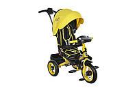 Велосипед Mini Trike T400 желтый