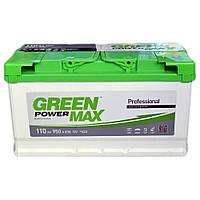 Аккумуляторная батарея 110 а/ч АЗЕ Green Power Max (Евро) (шт.)