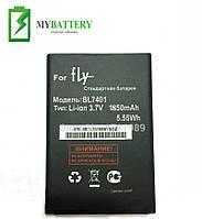 Оригинальный аккумулятор АКБ батарея Fly BL7401 IQ238 1850 mAh