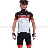 Велоформа Sobike Scorpion летняя велосипедная форма с памперсом