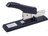 Степлер Buromax №23 до 240 аркушів, синій, металевий, 70мм (BM.4288-02)