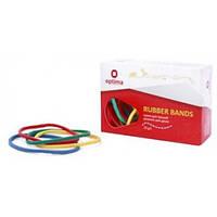 Гумки для грошей Optima в картонній коробці, 25г, асорті