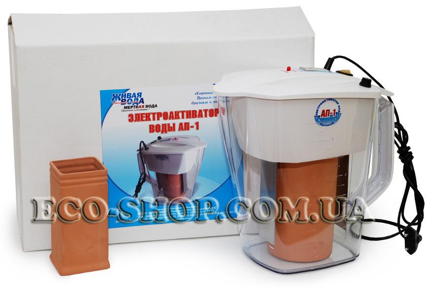 1 активатор исполнение ап воды инструкция 1