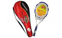 Ракетка для большого тенниса BOSHIKA поликарбон