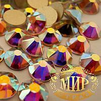 Камни Xirius Crystals, цвет Сrystal AB ss10 (2,7-2,8мм)  100шт