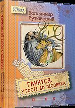 Ганнуся У гості до лісовика Рутківський Видавництво Старого Лева, фото 3