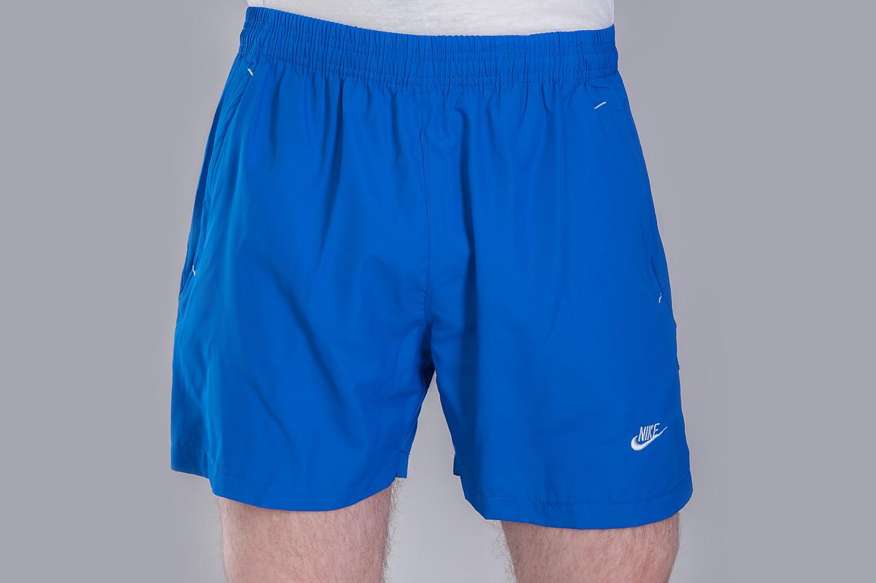 Чоловічі шорти NIKE (плащівка), кольору електрик