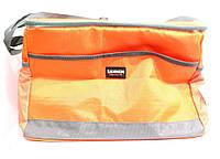 Сумка холодильник COOLING BAG CL 1700-1, термосумка