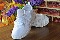 Модные белые хуараче из текстиля