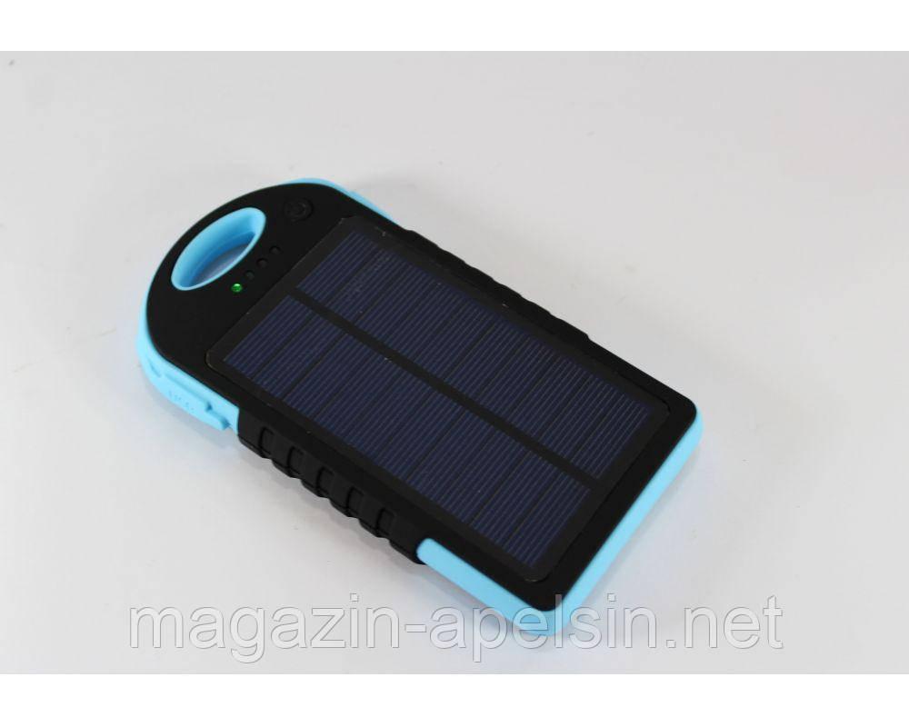 """Портативное зарядное устройство Power Bank Solar 28000mAh + Светильник - интернет-магазин """"Апельсин"""" в Одессе"""