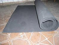Губчатая (пористая) резиновая пластина техническая от 3 мм до 20 мм