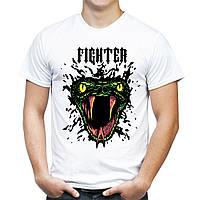 "Мужская футболка ""Fighter"""