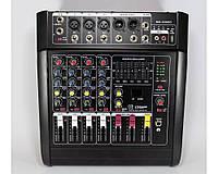 Аудио микшер / dj микшерный пульт Mixer BT 5200D 5ch