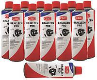 Очиститель тормозов CRC Brake Cleaner PRO 500мл