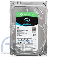 "Жесткий диск  3.5"" 3TB Seagate SkyHawk (ST3000VX006)"