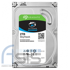 """ЖЕСТКИЙ ДИСК 3.5 """"2TB SEAGATE (ST2000VX008)"""