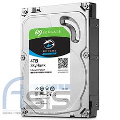 "Жесткий диск  3.5"" 4TB Seagate SkyHawk (ST4000VX007)"